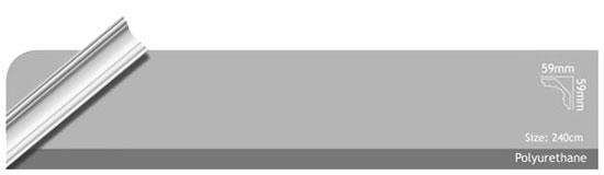 pu30-polyeurathane-cornice